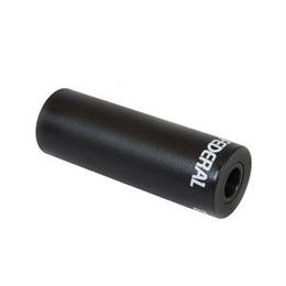 Federal Plastic Pegs  Plastic/Alloy insert Peg 14mm black