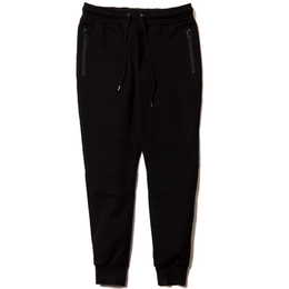 16_SWEAT TRAINER PANTS (BLK 1)