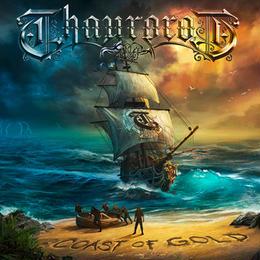 "THAUROROD ""Coast Of Gold"" (Japan Edition + obi)"