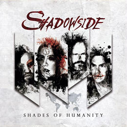 "SHADOWSIDE ""Shades Of Humanity"" (Japan Edition + obi)"