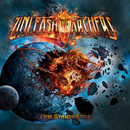 "UNLEASH THE ARCHERS ""Time Stands Still"" (Japan Edition + obi)"