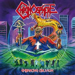 "CHRONOSPHERE ""Embracing Oblivion"" (Japan Edition + obi)"