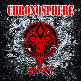 "CHRONOSPHERE ""Red N' Roll"" (Japan Edition + obi)"
