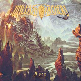 """UNLEASH THE ARCHERS """"Apex"""" (Japan Edition + obi)"""