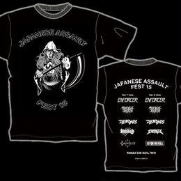 JAPANESE ASSAULT FEST 15 T-shirt