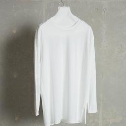 モダールレイヤードロンT【ホワイト】 L-37