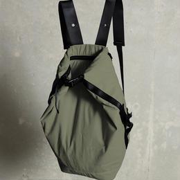ソフトテンセルクロス2WAYバックパック【カーキ】  L-BAG-04
