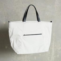 ソフトテンセルクロストート【ホワイト】  L-BAG-07