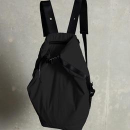 ソフトテンセルクロス2WAYバックパック【ブラック】  L-BAG-04