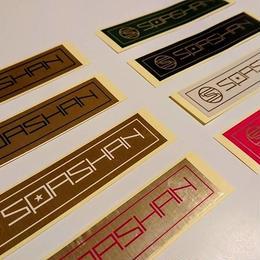 スパシャン スッテカー 全8種類セット