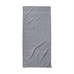 BATH TOWEL  S 〈BLACK〉