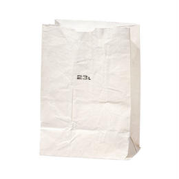 GROCERY BAG WHITE 〈23L〉