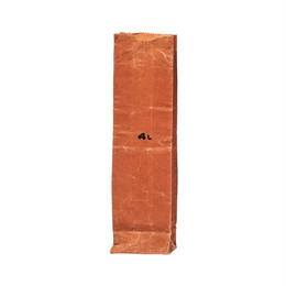 GROCERY BAG BROWN 〈4L〉