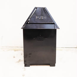 TABLE TOP DUSTBIN〈BLACK〉