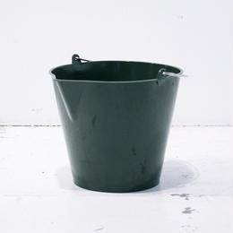 OLIVE DRAB  SOFT BUCKET〈14L〉
