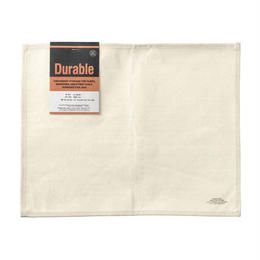 WAXED COTTON PLACEMAT OFF WHITE