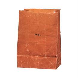 GROCERY BAG BROWN 〈23L〉