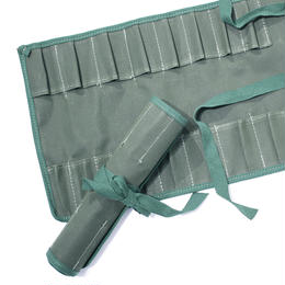 OLIVE DRAB TOOL ROLL