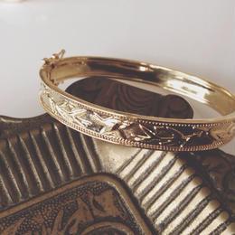 Gold bracelet《bird》