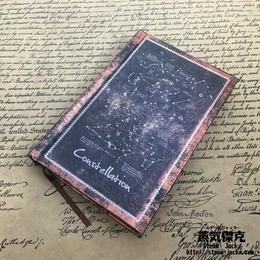 占星術(せんせいじゅつ)魔導書風ノート 商品番号T2-0004
