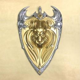 【黄金獅盾】ゴールドライオンのシールド