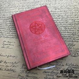 悪魔召喚陣魔導書風ノート T2‐0001