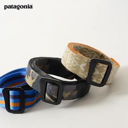 patagonia パタゴニア Friction Belt フリクションベルト アクティビティウェビングベルト・59178