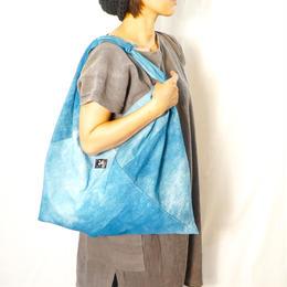 【オーダーメイド】藍染 あずま袋
