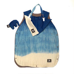 Indigo Baby Sleeper