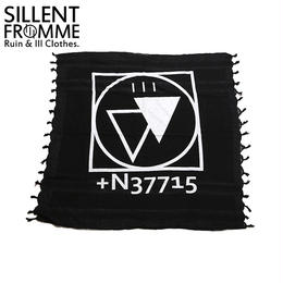 CRYPTIC -Tactical Scarves / BLACK