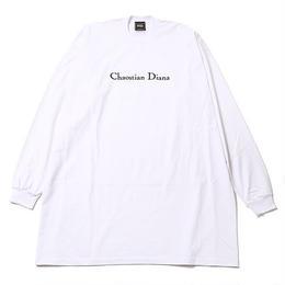 DIANA -Outsize Long Sleeve- / WHITE
