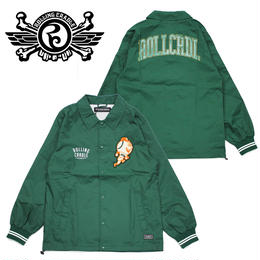 MAGIC BALL COACH JKT / GREEN