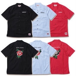 【予約商品】3月入荷予定 ANIMALIA LIBERTINE SHIRTS : RUSTIC ROSE