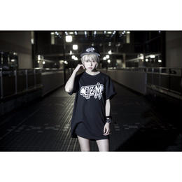 【PRICE DOWN 50%OFF】DJ GZM Tee / BLACK