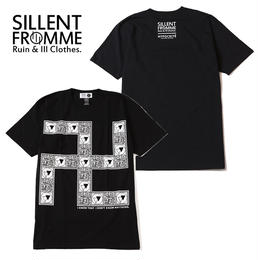 MUCHINOCHI HYPOCRITE × SILLENTFROMME Collaboration / BLACK