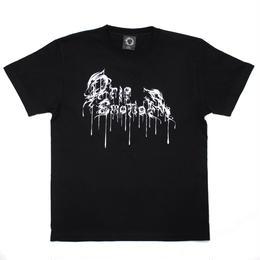 Drip LOGO T-sh / BLACK