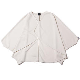 ZEAL -Bat Wing Cape- / WHITE