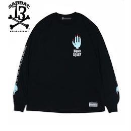 HAND OF GLORY L/S T / BLACK