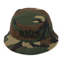 VICE BUCKET HAT / CAMO