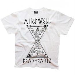 AIRSWELL TEES /WHITE