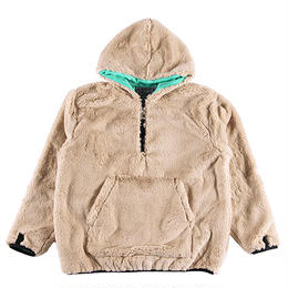 ROLICLE PULLOVER JACKET / CREAM