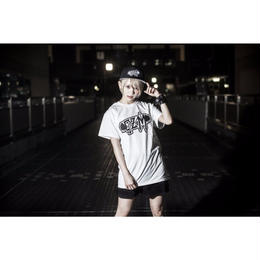 【PRICE DOWN 50%OFF】DJ GZM Tee / WHITE