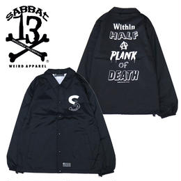S-BONE COACH JKT / BLACK