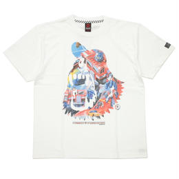 RC×TRANSFORMERS COLLABORATION T-SHIRT / WHITE