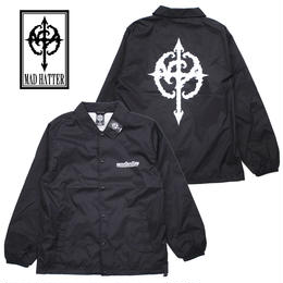 symbol coach-jkt / BLACK-WHITE
