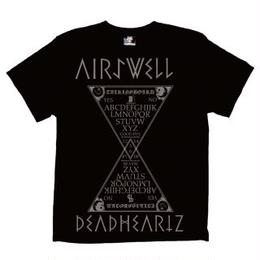 AIRSWELL TEES/BLACK