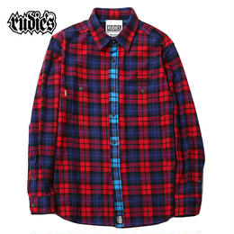 PHAT CHECK SHIRTS / RED