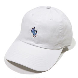 666 LOW CAP / WHITE