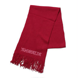 Robber Scarf / RED