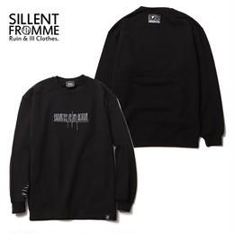 EPITAPH -Crew Sweat- / BLACK